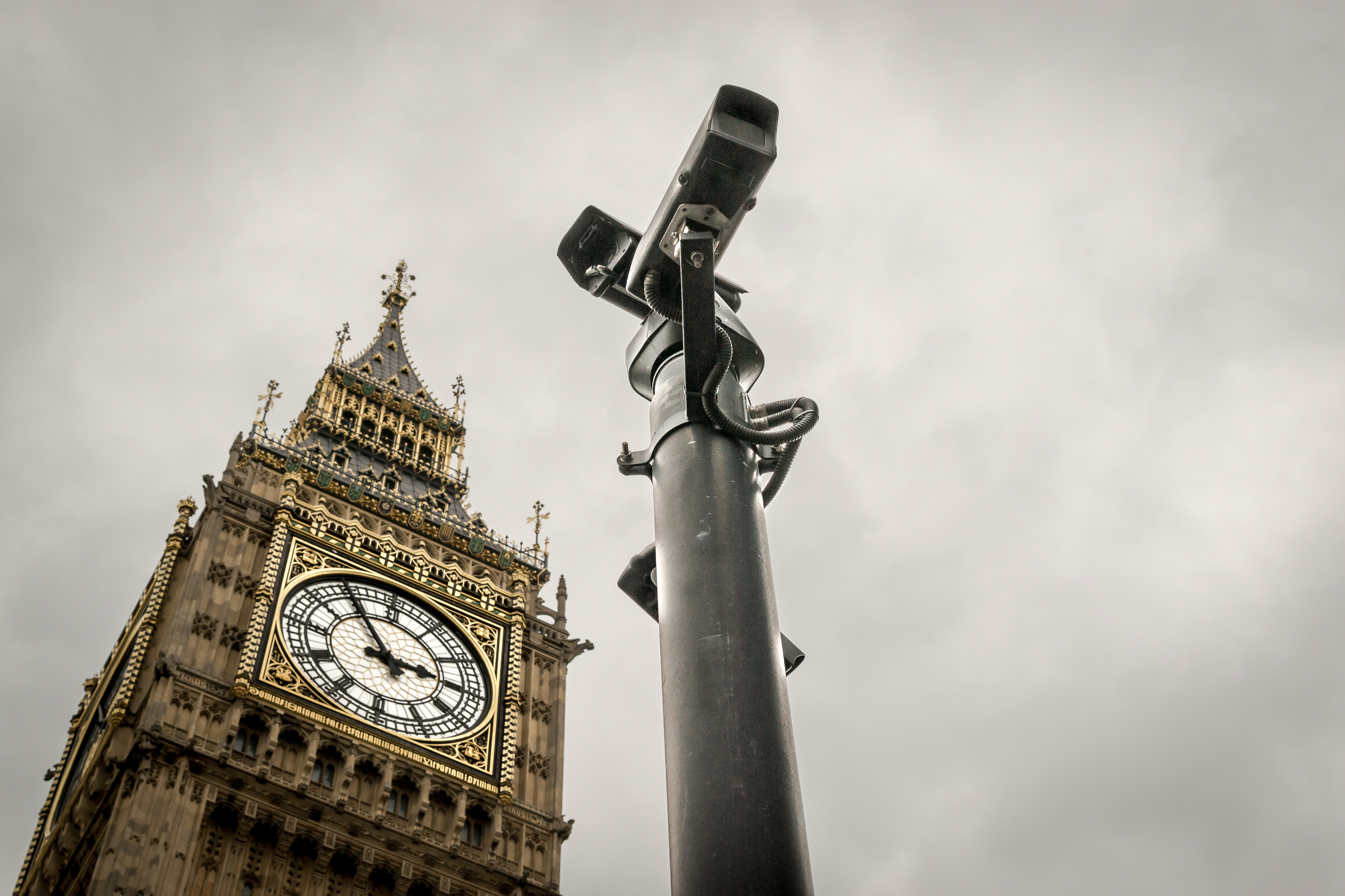 How Many Cctv Cameras In London
