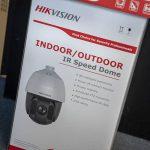 Hikvision IR Speed Dome Box