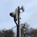 CCTV installation on school property